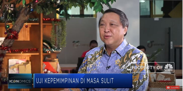 Prodjo Sunarjanto: Kepemimpinan di Masa Pandemi (Interview Bersama CNBC Indonesia)