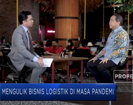 ASSA Perkuat Layanan Logistik di Masa Pandemi (Interview Bersama CNBC Indonesia)