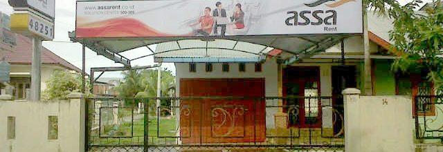 Jl. Punge Blang Cut , Aceh