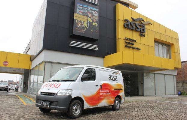 Tingkatkan Kualitas Pelayanan, ASSA Rent Gandeng DENSO