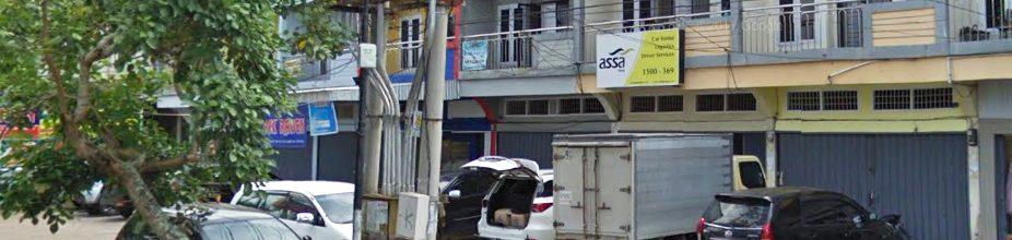 Jl. Soekarno Hatta No. 122 F Kel. Paal Merah, Kec. Jambi Selatan