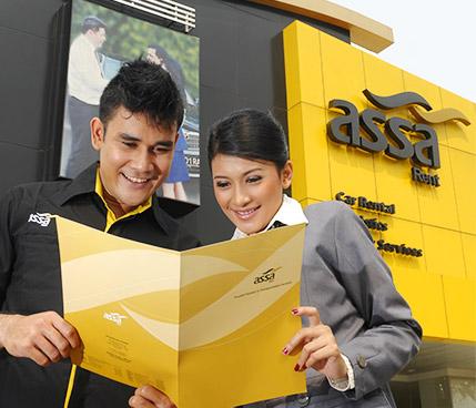 Profil Assa - Sewa Mobil Perusahaan dan Logistik