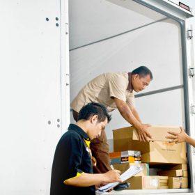 jasa transportasi logistik dari ASSA Rent