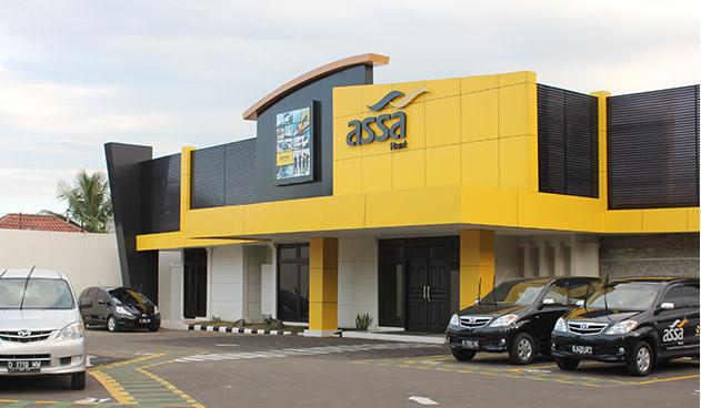renta mobil ASSA Rent Surabaya